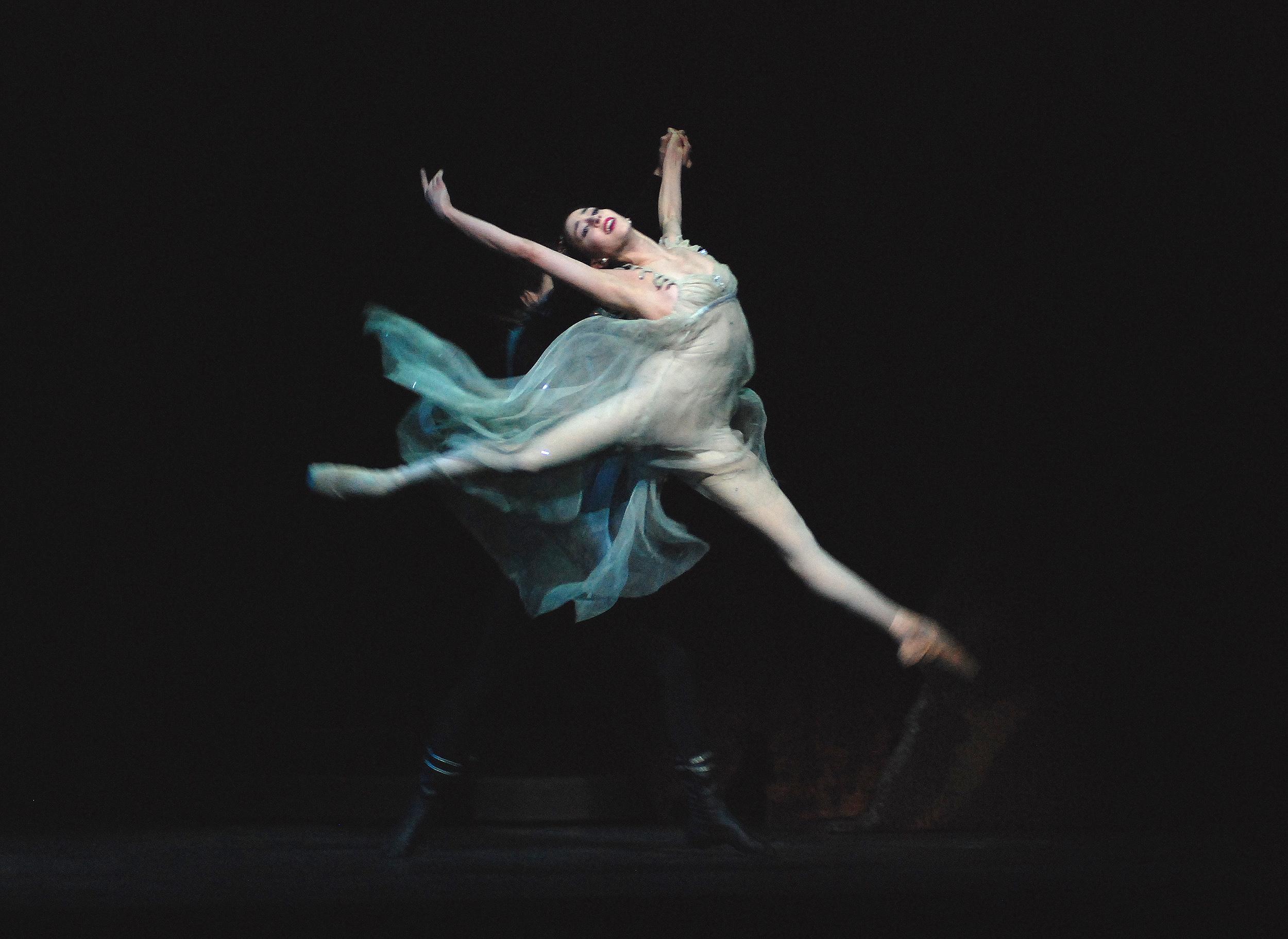 Alexandra Ansanelli Ballet