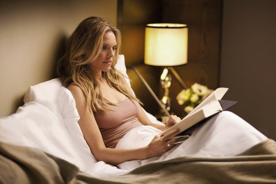 readingInBed