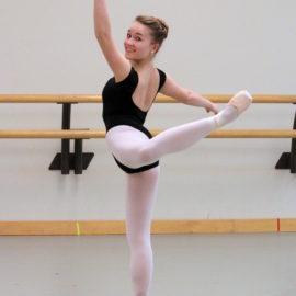 Abby Zinsser on The Whole Dancer Program