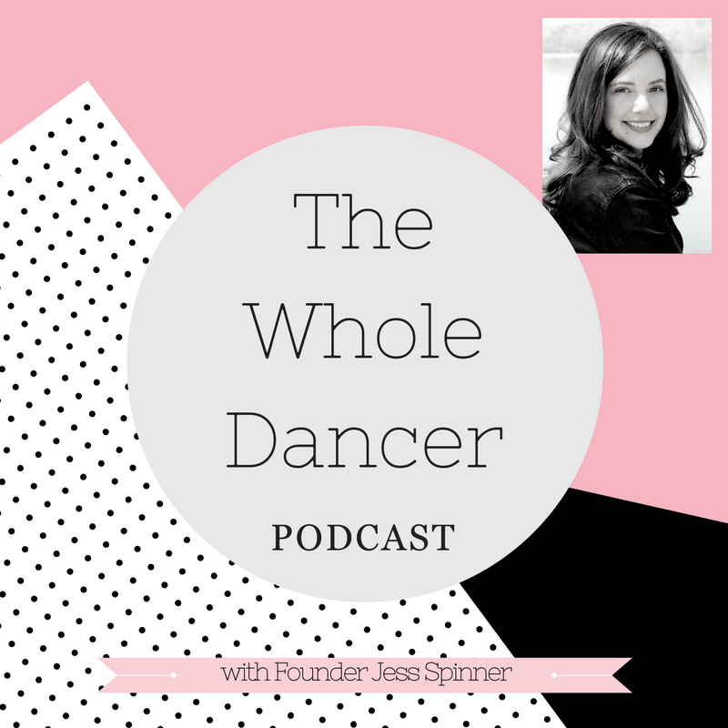 health podcast for dancers