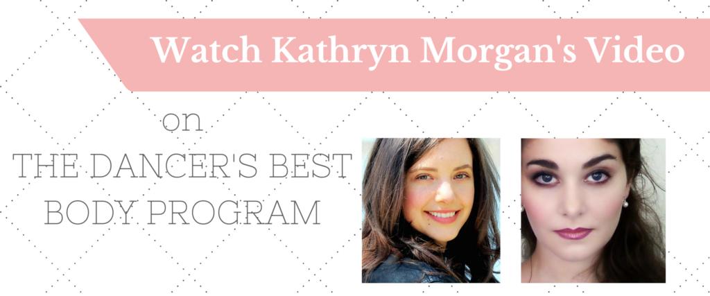 Kathryn Morgan Dancer's Diet