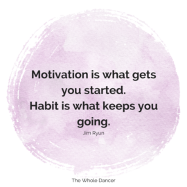 The importance of habit in feeling longer and leaner