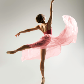 New York City Ballet Corps Dancer