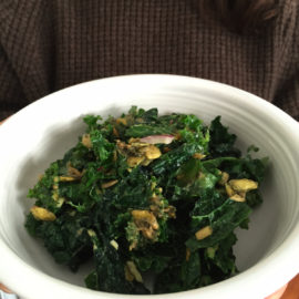 The only Kale Salad Recipe you'll ever need