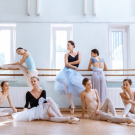 Nail your next ballet company audition
