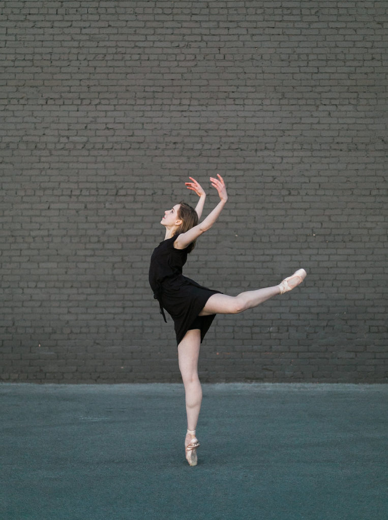Kirsten Kemp Twin Talks Ballet