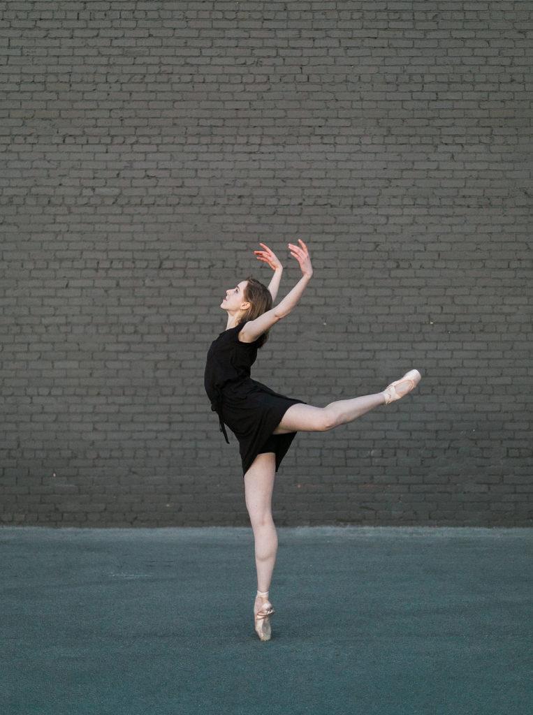 Kirsten Kemp Twin Talks Ballet
