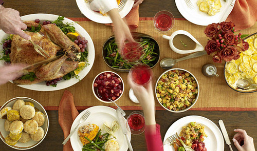 Healthy Thanksgiving for Dancers