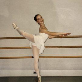 body image in ballet