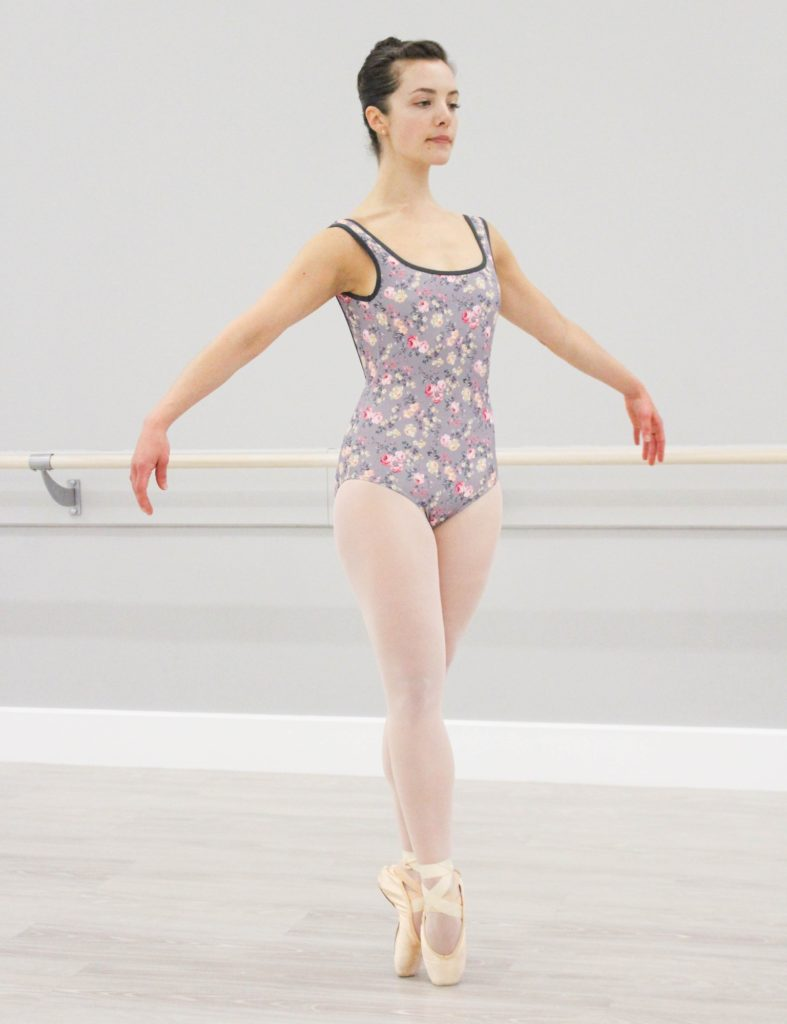 ballet body image story