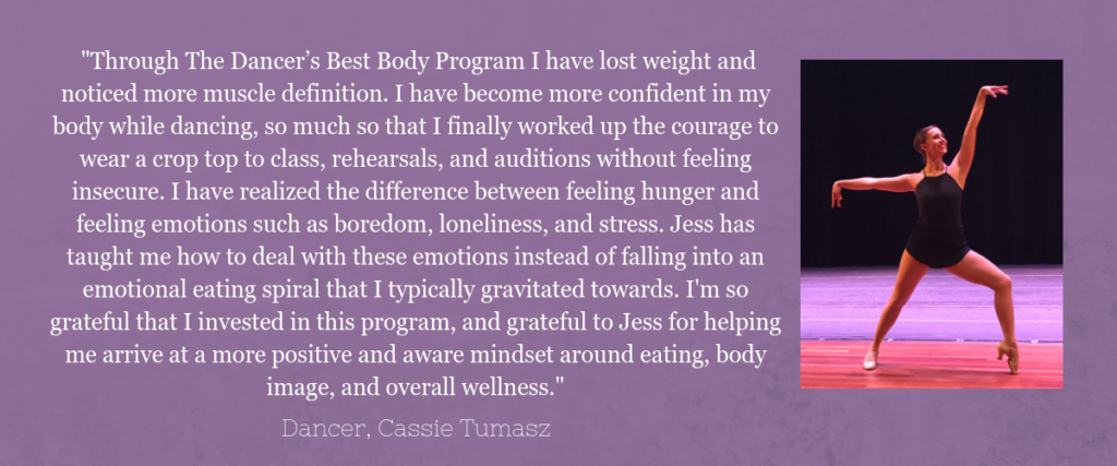 dancers best body program review