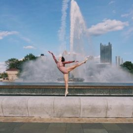 Carly Herrmann – Healthy Dancer Feature