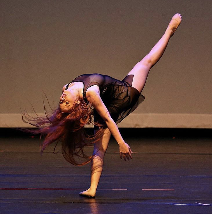 healthy nutrition and diet for dancers