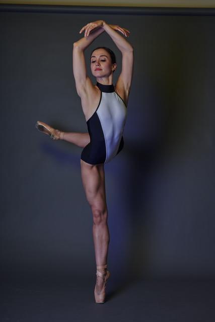 "ABT Dancer Betsy Mcbride ""Healthy at Home"""
