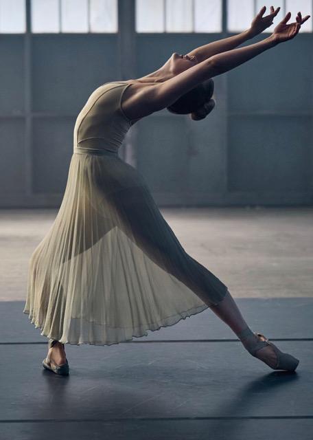 Olivia Mackinnon New York City Ballet