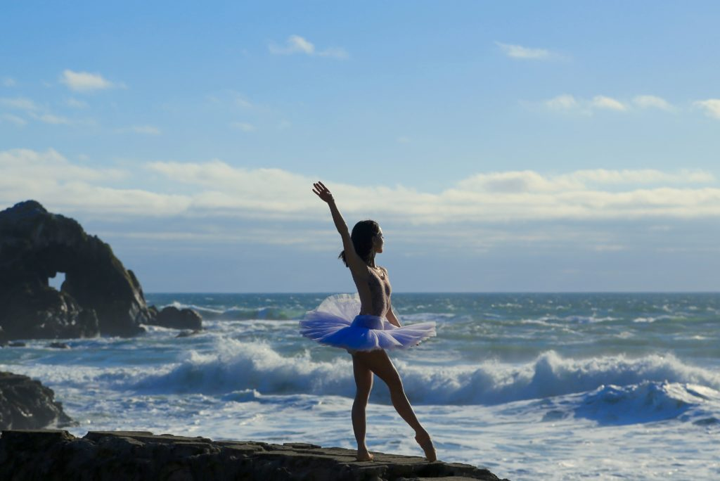 your body in dance