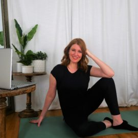 Leah Bueno Pilates Dancer