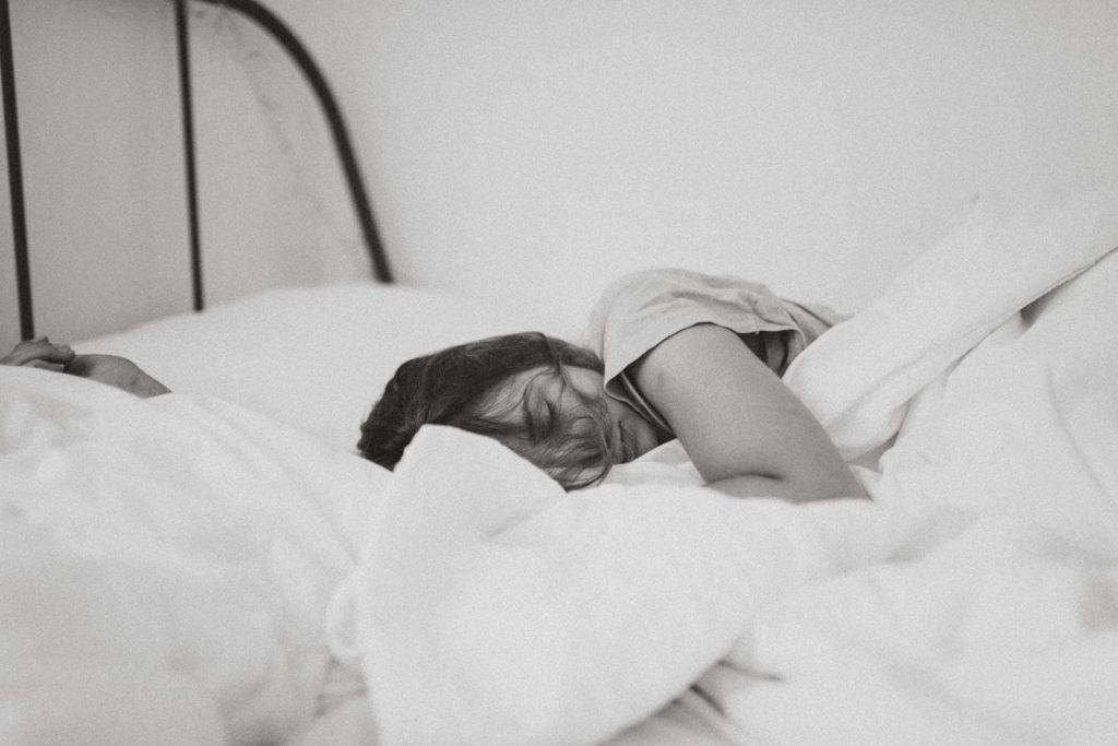 sleep for dancers